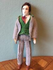Mann Vater  Puppe Erna Meyer Puppenstube Puppenhaus 1:12 dollhouse flexible doll