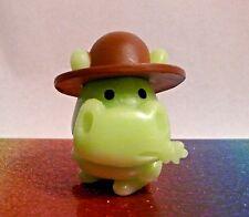 Moshi Monsters Halloween #23 HUMPHREY Green Moshling Mini Figure Mint OOP