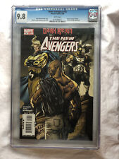 New Avengers 49 CGC 9.8 First Appearance Dark Avengers RARE only 11 Graded MCU
