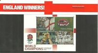 GB Presentation Pack M9B 2003 RUGBY WORLD CUP MINIATURE SHEET