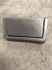 Cadillac Allante Center Console Ashtray Black 1992