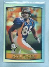 """ROD SMITH - 1999 Topps Chrome """"Refractor"""" - Card #37 - Broncos - Low Shipping"""