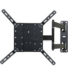 Full Motion Tilt Swivel TV Wall Mount 32 39 40 42 43 46 50 55 LED Heavy Duty A47