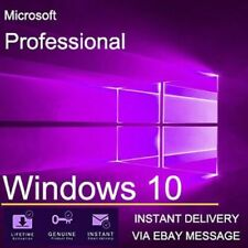 ⭐NEW⭐WINDOWS 10 PRO PROFESSIONAL | Original License key | 32/64 BIT |