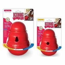 Kong Juguete Wobbler pelota dispensador interactivo comida goma perros L 20 cm
