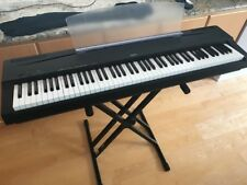Yamaha  P70 Digital Piano - 88 Weighted Keys - With Pedals, Cover And Stand