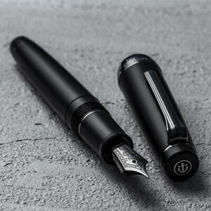SAILOR 1911 Limited Progear Imperial Black Matte 21K Gold F Nib Fountain Pen