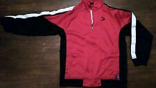 Shaquille O'Neal track Jacket Sz XL Youth Basketball Full Zipper warmup SHAQ