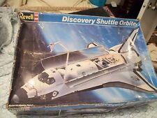 revell model discovery shuttle
