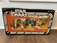 STAR WARS CREATURE CANTINA BOX ONLY VINTAGE KENNER 1979 ANH LUKE R2D2 C3PO