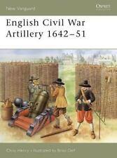 English Civil War Artillery 164251 (New Vanguard)