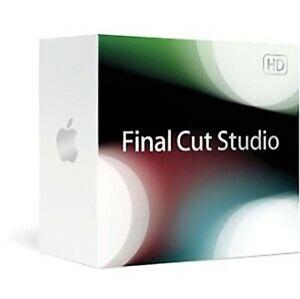 Apple Final Cut Pro Studio 7