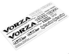 HPI Racing VORZA DECAL SHEET STICKER GRAPHICS 1/8 Buggy 103683