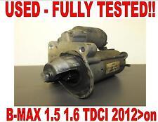 FORD B-MAX 1.5 1.6 TDCI MPV 12 2013 14 COMPROBADO TOTALMENTE TRABAJANDO