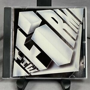 The Firm S/T 1985 West Germany Target CD Jimmy Page Paul Rodgers Radioactive