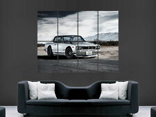 NISSAN SKYLINE GTR CAR CLASSIC GT2000 POSTER PRINT WALL ART HUGE IMAGE  GIANT