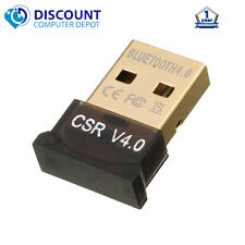Bluetooth CSR 4.0 USB Dongle Adapter for PC's and Laptops Windows 7 / 8 / 10