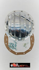 """GM 8.875"""" 12 bolt car finned aluminum rear end differential cover chevelle z28"""