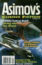 ASIMOV'S SCIENCE FICTION magazine - December 2005