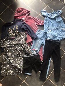 Girls Lovley Clothing Bundle  - Age 5/6 Years River Island Next Etc