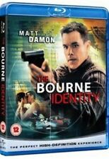 Matt Damon The Bourne Identity 2002 Robert Ludlum Thriller UK Blu-ray
