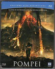 Blu-ray POMPEI La fine di un mondo. L'inizio di una leggenda.