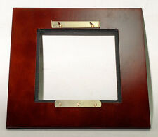 """1 ADAPTER  9 x 9""""  for SINAR 5.5""""Sq. boards to CENTURY or ANTHONY  8x10"""" Cameras"""