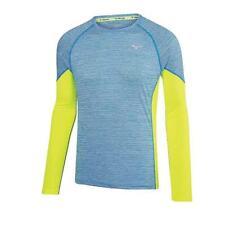 Mizuno Men's Alpha Long Sleeve Running Shirt