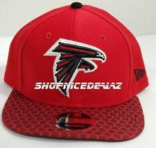 Atlanta Falcons New Era  9FIFTY Snapback Red/Black