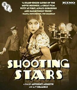 Shooting Stars [New Blu-ray] Silent Movie