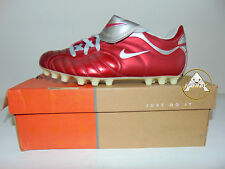 Vintage NIKE Totalissimo HG Scarpe Calcio 41 Soccer Shoes Boots 7 8 Old 2004 90