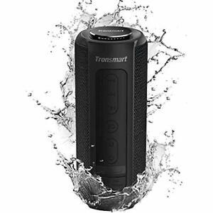 Tronsmart T6 Plus 40W Lautsprecher 5.0 Bluetooth mit Tri-Bass- Wireless Outdo...