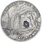 5 $ 2013 Palau - Treasures of the world - Amethyst