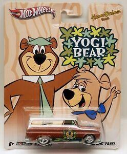 Hot Wheels 1964 GMC Panel Truck Yogi Bear Jellystone Park Brown '64 Truck