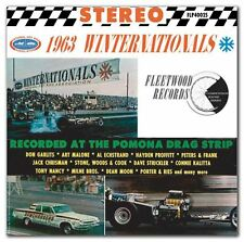 1963 NHRA Winter Nationals Auto Racing CD NEW