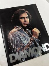 Neil Diamond 1984 Concert Tour Souvenir Program Greatest Hits Vintage Rock & Pop