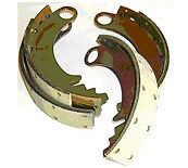 HOLDEN RODEO REAR BRAKE SHOES 1997-2003