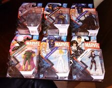 "MARVEL Universe Lot of Six 3.75"" Figures Marvel Knights*Rhino*Alpha Flight..MINT"