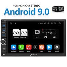 """Pumpkin 4GB 32GB 7"""" Android 9.0 8 Kern Autoradio GPS Navi DAB Bluetooth USB WiFi"""