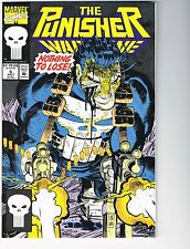 The Punisher War Zone # 5 NM 9.4  (1987)