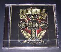 POWERWOLF BIBLE OF THE BEAST CD SCHNELLER VERSAND NEU & OVP