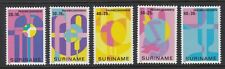 Suriname 1980 Easter Charity Set UM