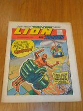 LION & THUNDER 17TH NOVEMBER 1973 BRITISH WEEKLY COMIC FLEETWAY^