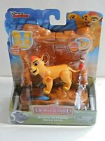 Disney Junior The Lion Guard, Kion's Toppling Rock Wall and Kion Figure