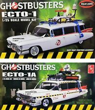 AMT / Polar LIghts 1/25 Ghostbusters Ecto-1 Vehicle 1 25