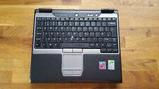 Dell Latitude D410, working base section, Pentium M 1.6ghz, 768meg ram
