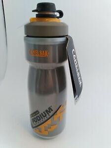 Camelbak Podium Dirt Series Chill 21 oz Water Bottle Grey