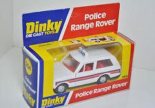 Dinky 254 Police Range Rover