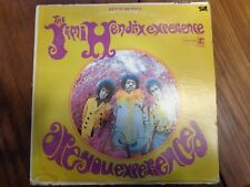 THE JIMI HENDRIX EXPERIENCE -ARE YOU EXPERIENCED LP