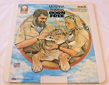 Columbia Pictures Born Free 03020 RCA VideoDiscs CED Video Disc videodisc movie